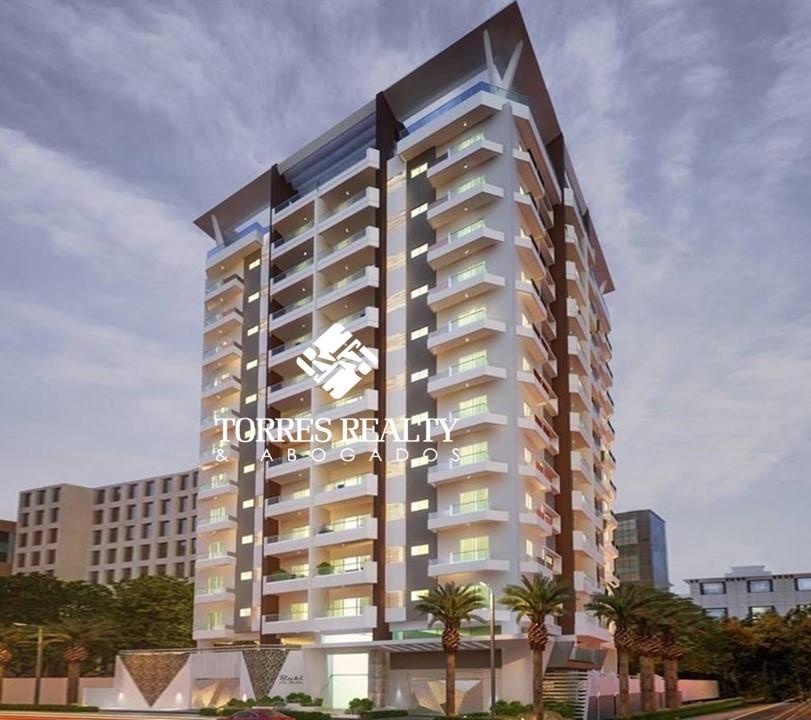 Vendo apartamentos en proyecto súper moderno en La Julia, con amplias áreas sociales aproveche los precios en plano y las facilidades de pago durante la  construcción.